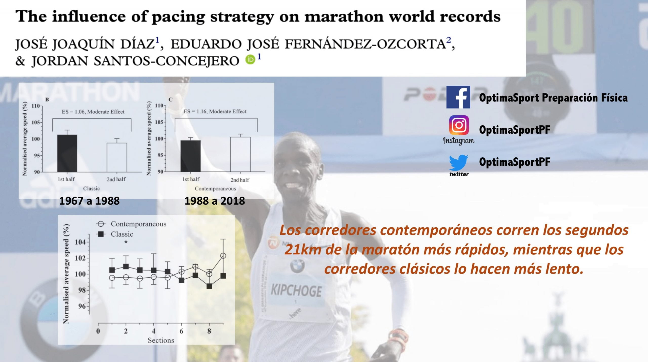 infografia records mundo de maraton