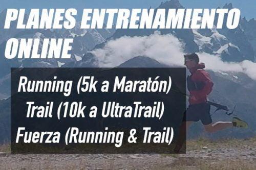 planes entrenamiento running y trail-running