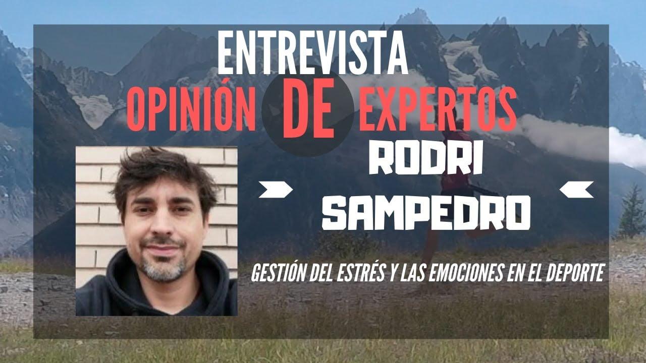 entrevista Rodri Sampedro mindfulness gestión emociones estrés