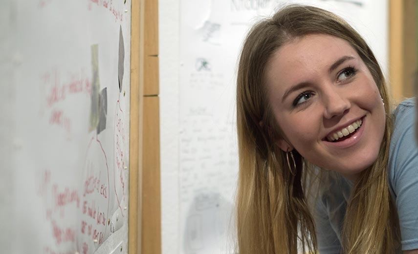 Gymnasieelever vælger Videnskabsklubben