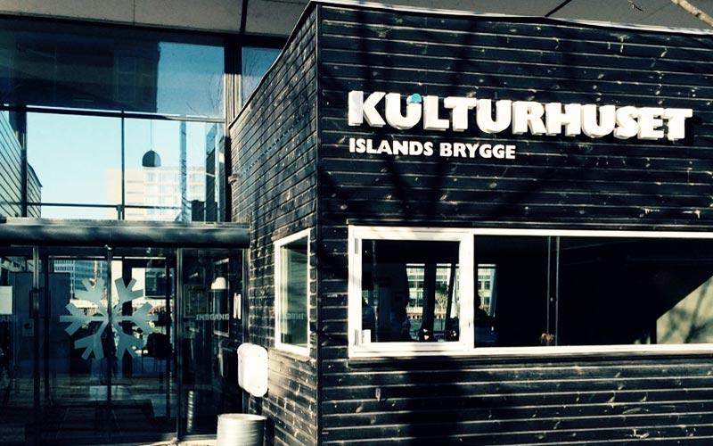 Kulturhuset Islands Brygge