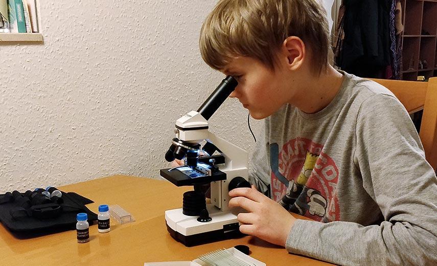 Marcus vil være DNA-forsker – eller skraldemand