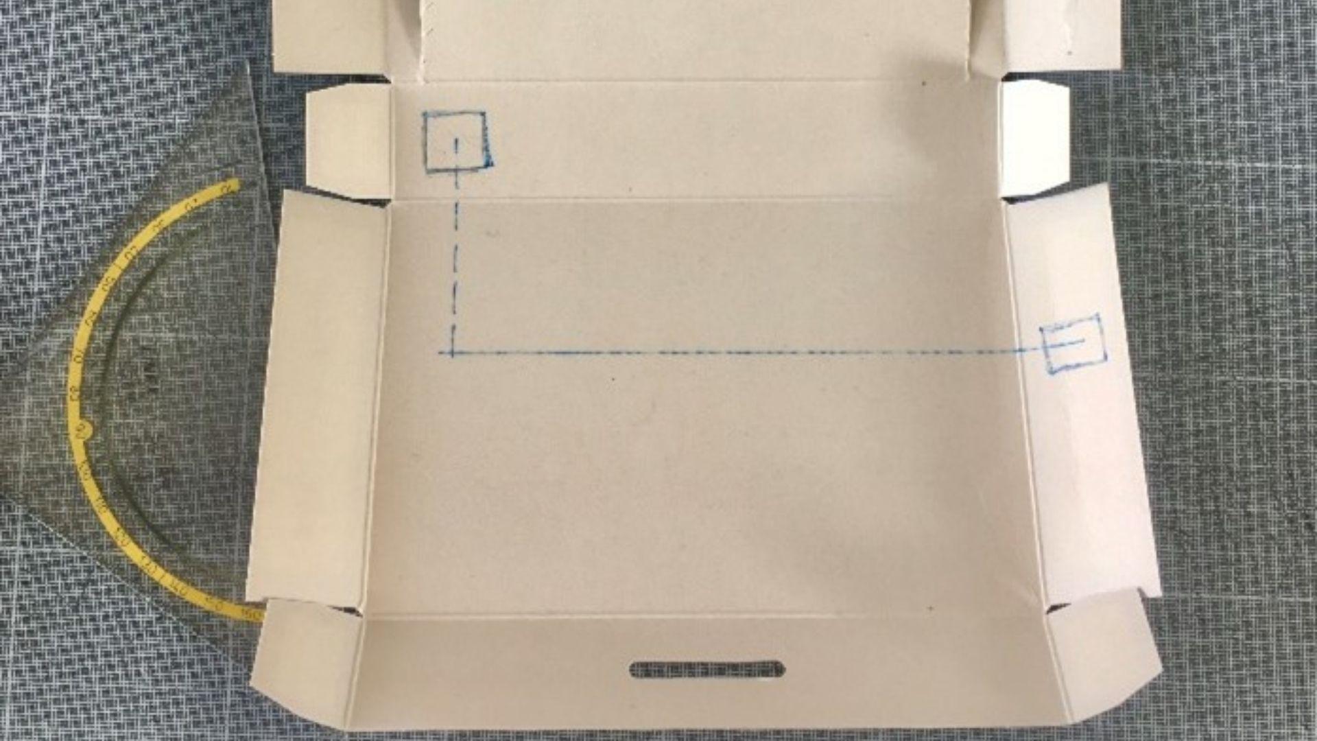 Spektrometer step 2