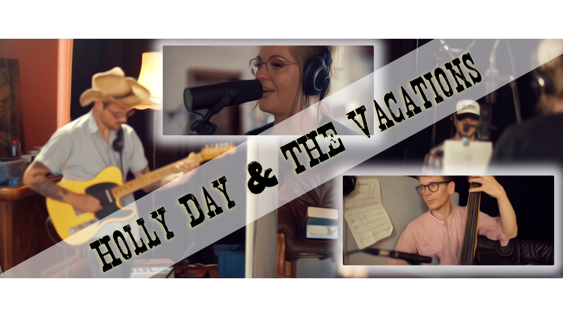 """Musikvideo der Leipziger Band """"Holly Day & The Vacations"""""""