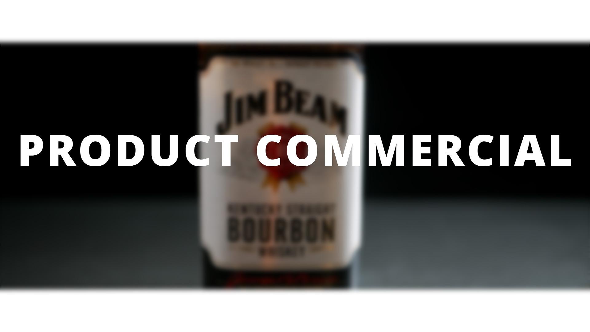 Jim Beam Werbespot