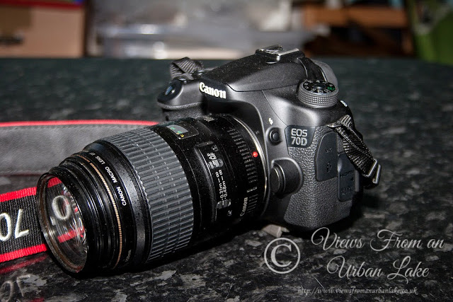 My Canon 70D an essential on any hike is a good camera