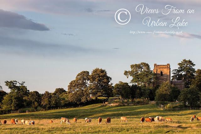 Old Wolverton Church, Milton Keynes - A Surprise Bonus