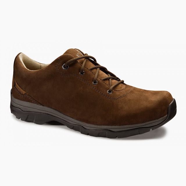 Brasher Traverser Mens travelling shoes – review