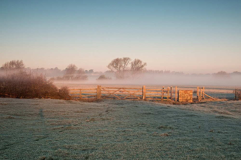 Get Outside This Jan 1st start New Traditions now. - Misty Ouse Valley