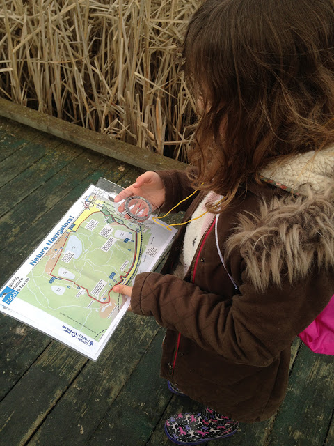 Orienteering great for getting kids using maps