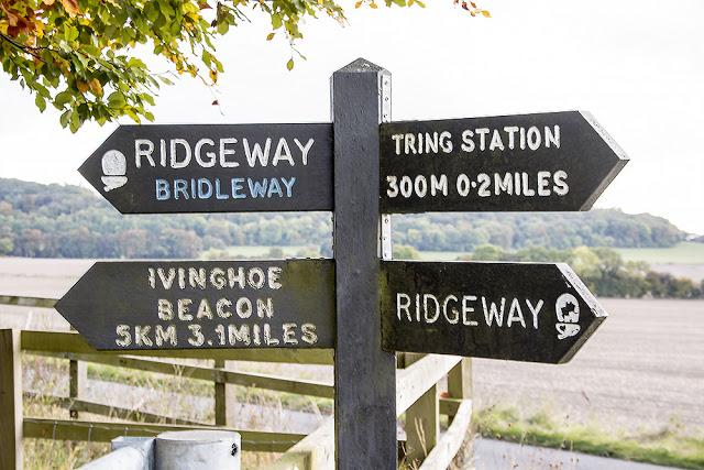 Ridgeway Sign Post