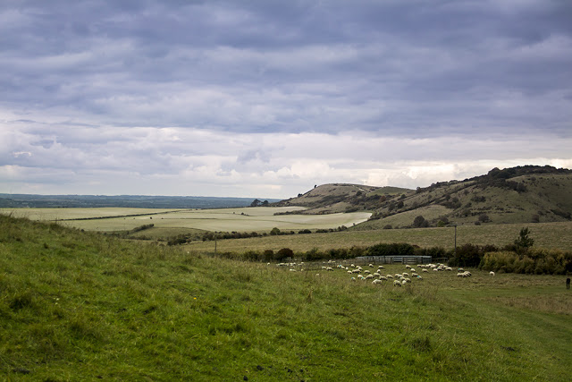 Outdoors Wellness With an Introduction (A view of Ivinghoe Beacon)