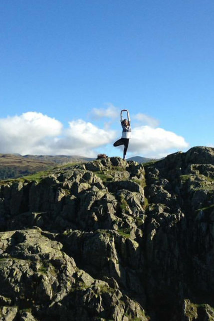 Outdoors Wellness With Katy Moyes