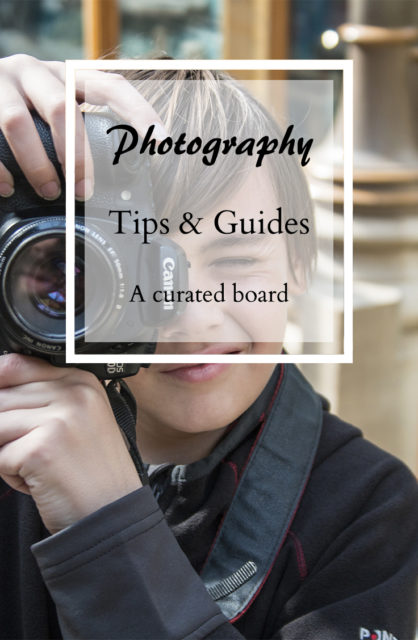 Photography Tips & Guides