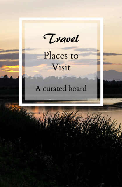 Travel - Places to Visit