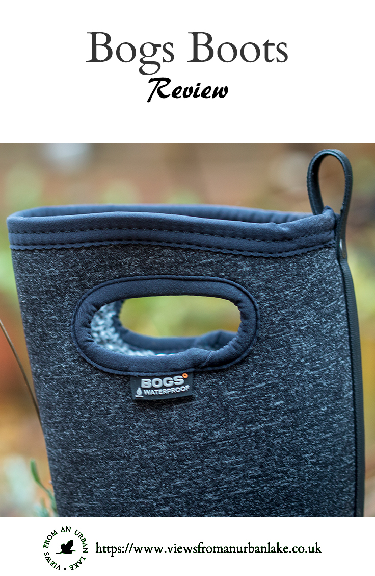 Bogs Boots Review - A family review of three pairs of Bogs Boots - Rancher (mens), Crandall Tall (Ladies), & Durham Crackle red (Kids)