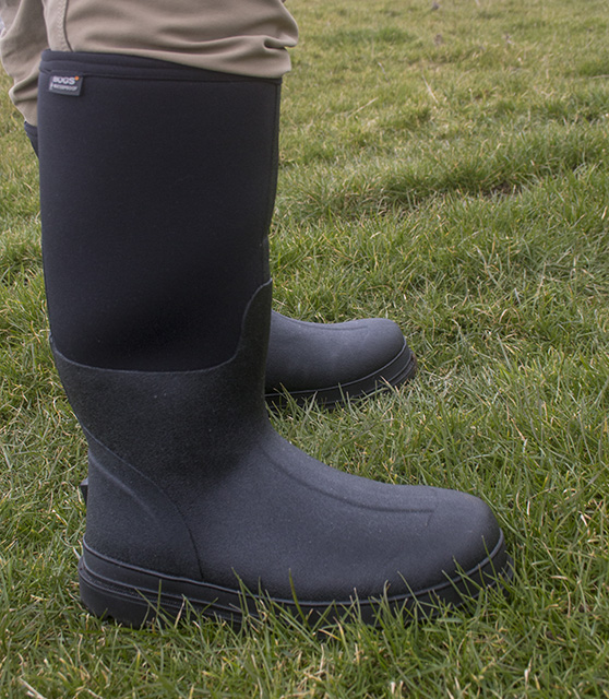 Wearing the Rancher from Bogs Boots