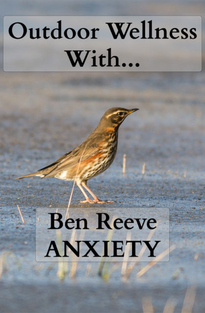 Outdoor Wellness with Ben Reeve Anxiety - Pin Image
