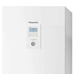 Varmepumpe luft til vand fra Panasonic