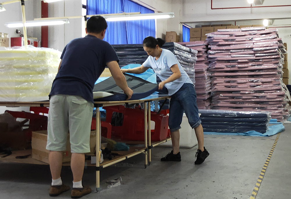 manufacturing madress