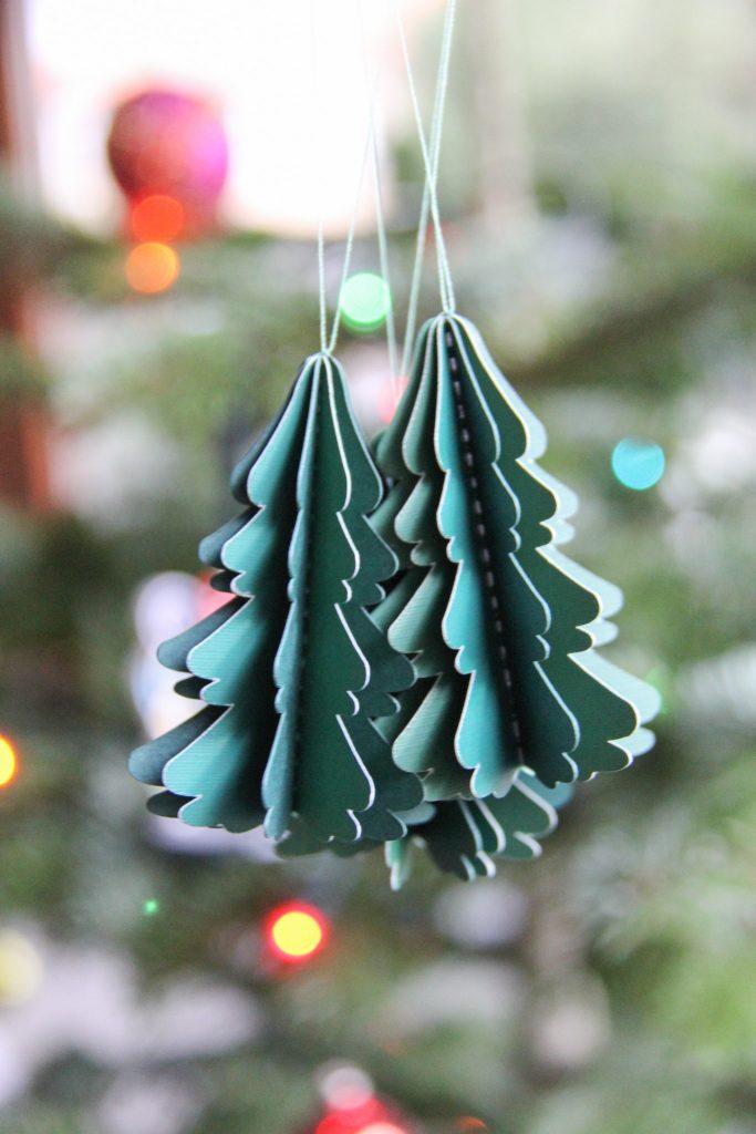 Ophæng Juletræ