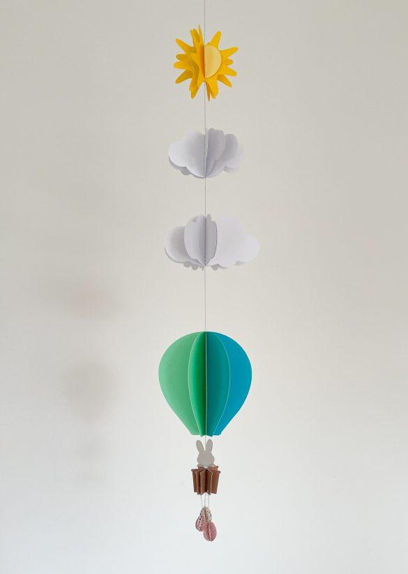påskeluftballon