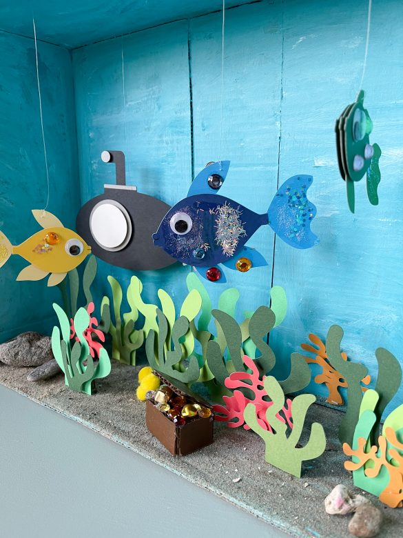 Havet - fisk