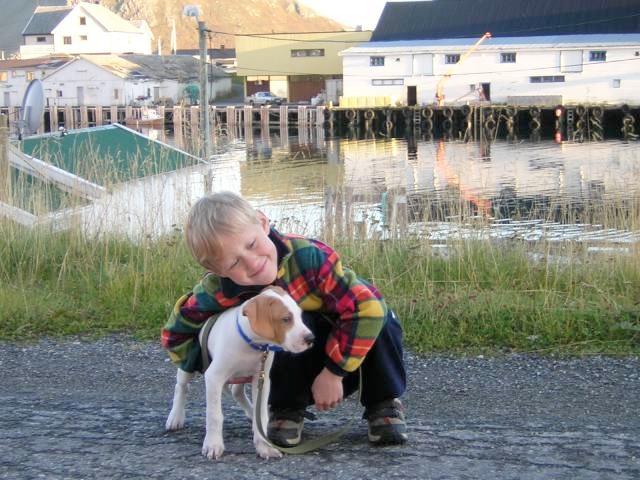 Jacob og Biff, Sørvær