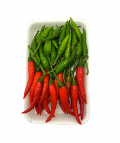 Chilli mix green & red 80g
