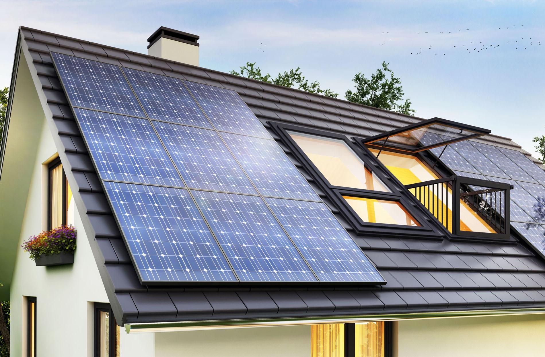 Werkwijze zonnepanelen | Vincenergy