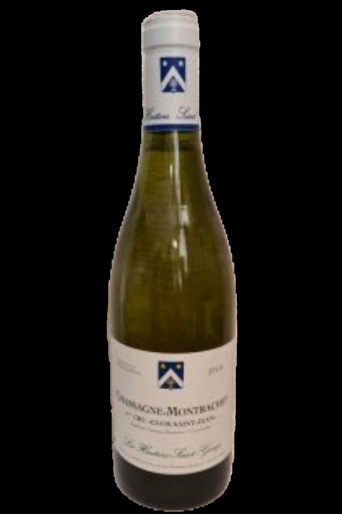 Chassagne Montrachet 1er Cru Clos St Jean Blanc 2018