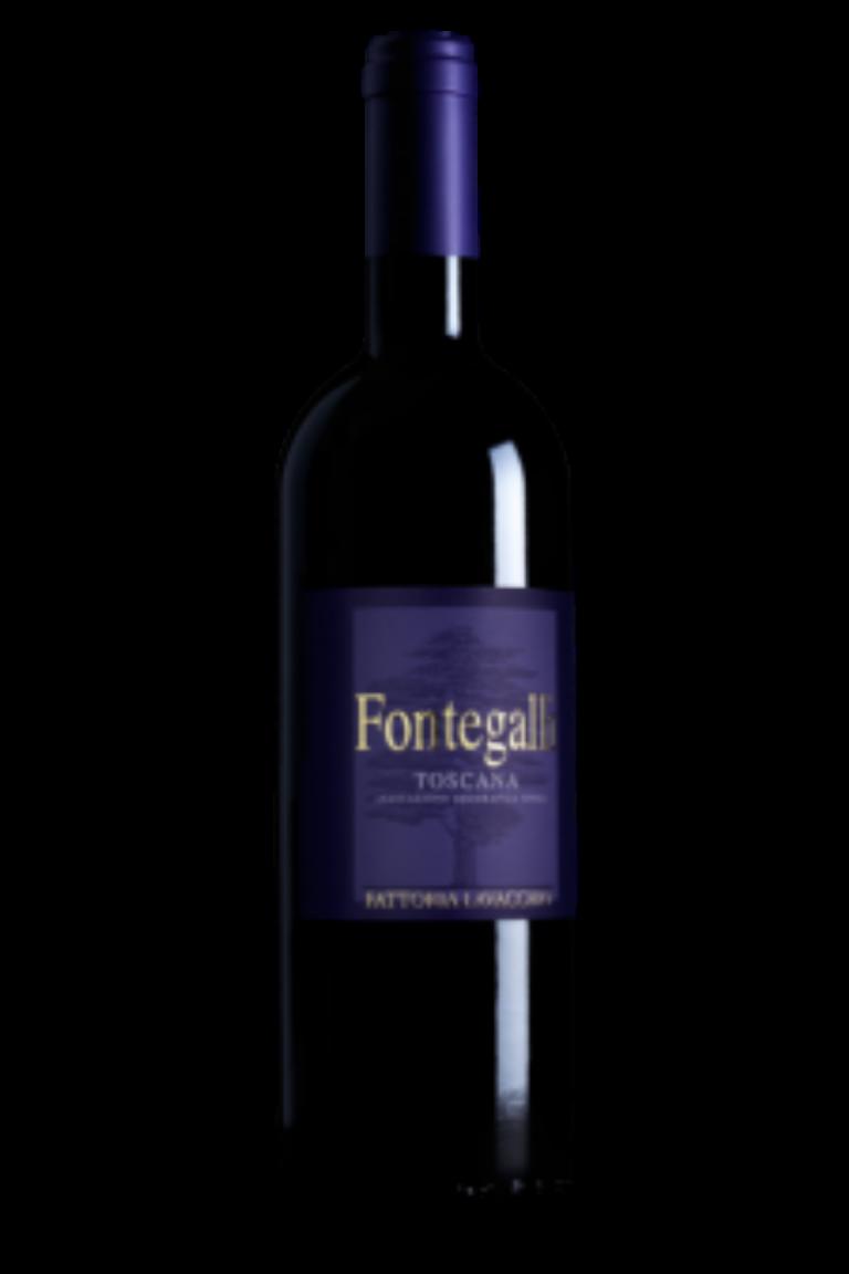 Fontegalli igt Toscana 2012