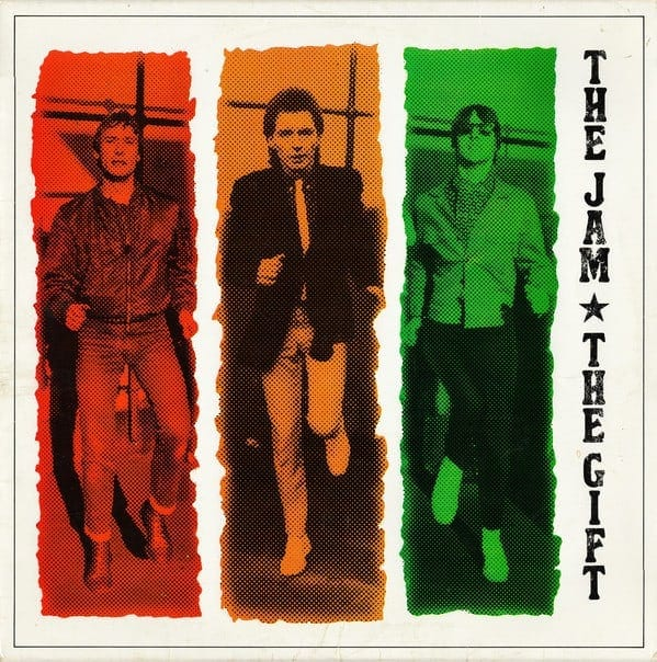 The Jam - The Gift