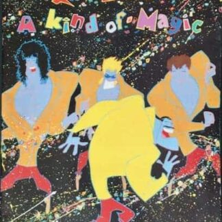 Queen - A Kind of Magic (Music Sheet Book)(1st Edition)