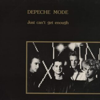 Depeche Mode ‎– Just Can't Get Enough