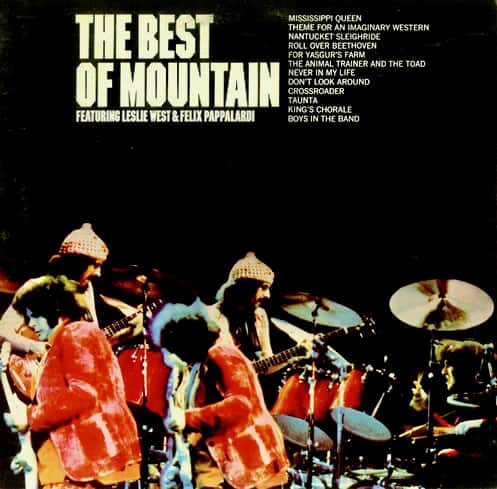 Mountain – The Best Of Mountain