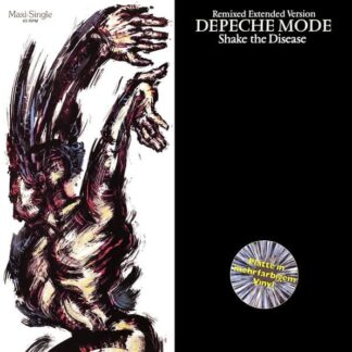 Depeche Mode ‎– Shake The Disease (Remixed Extended Version)