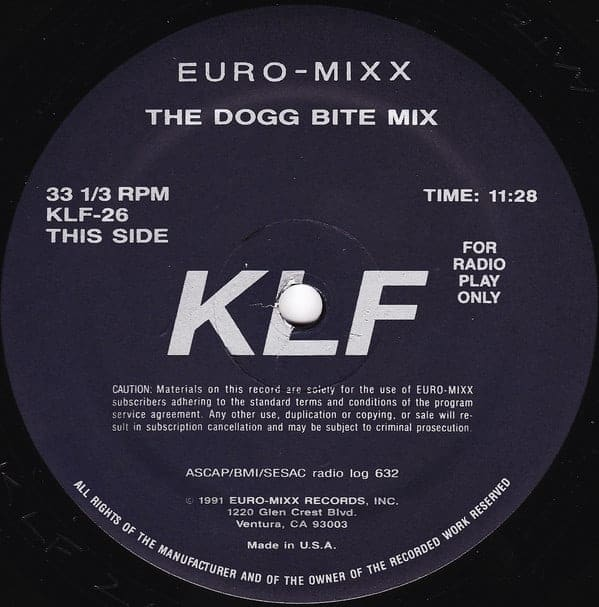 KLF - The Dogg Bite Mix