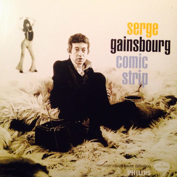 Serge Gainsbourg – Comic Strip (Red Vinyl)