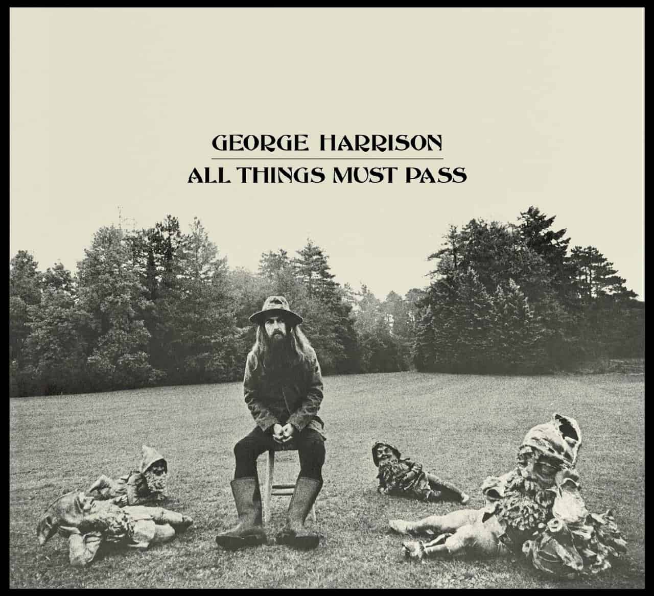 George Harrison – All Things Must Pass