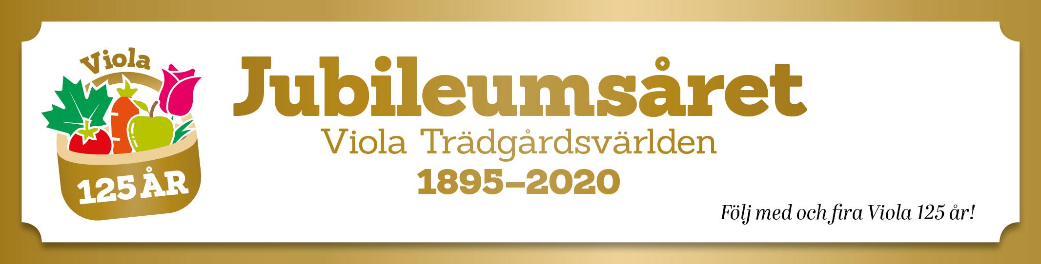 Viola 125 år