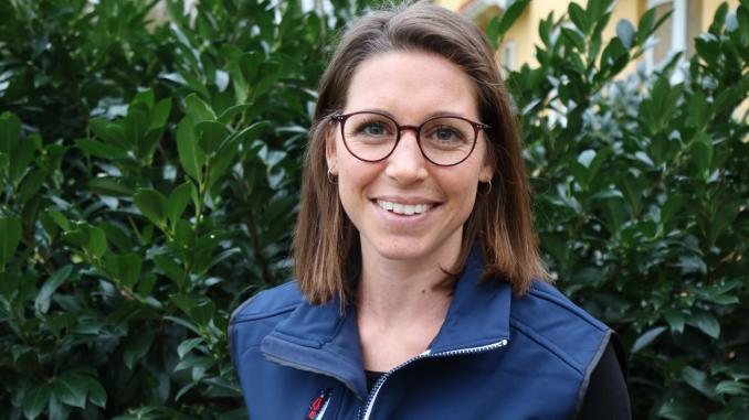 Josefine Lundblad är ny hortorådgivare hos HIR Skåne.