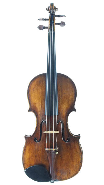 Violin: Pierray-Paris-1714