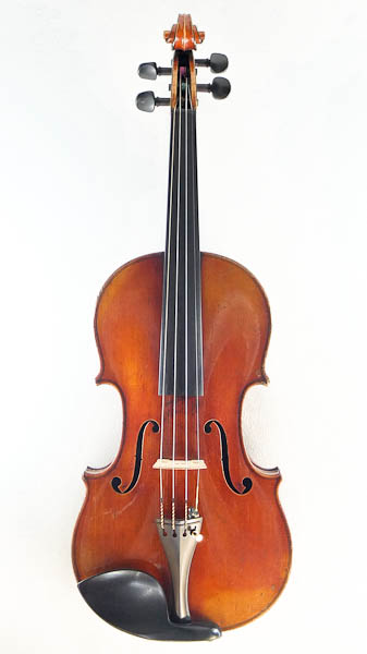 Violin: Derazey-Justin-Mirecourt 1877