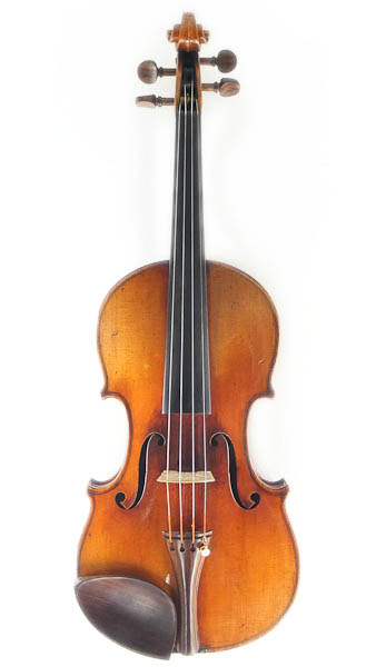 Violin: Gaillard-Louis-Mirecourt-18-40-50