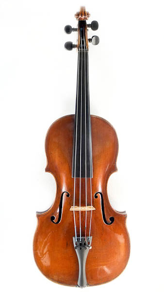 Viola: Hopf 1780-1790 - Markneukirchen