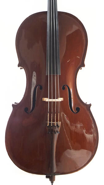 Cello: Napolie 1900