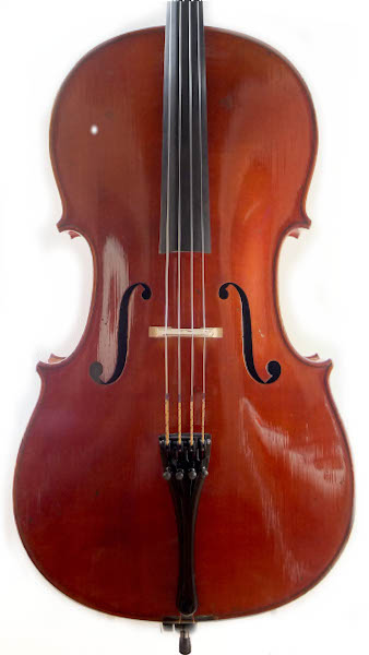 Cello: Schuster workshop-Markneukirchen-1920-1930