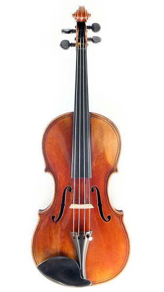 Violin: Vuillaume N.F. - Brussels - 1838