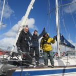 Sejlere fra Virksund Sejlklub